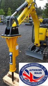 Arrowhead R40 Wacker Neuson