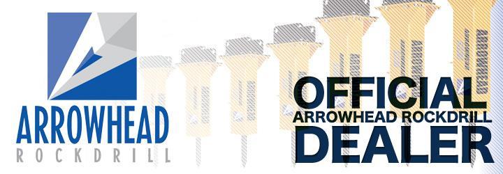 Arrowhead Rockdrill - logo
